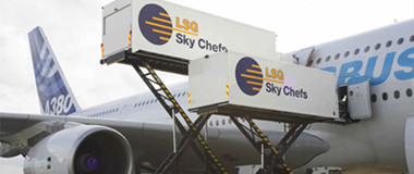 LSG sky chefs partners with wenzhou airport