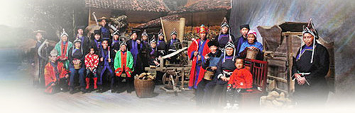 wenzhou minorities
